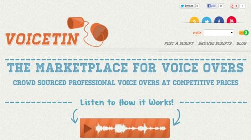 Voicetin
